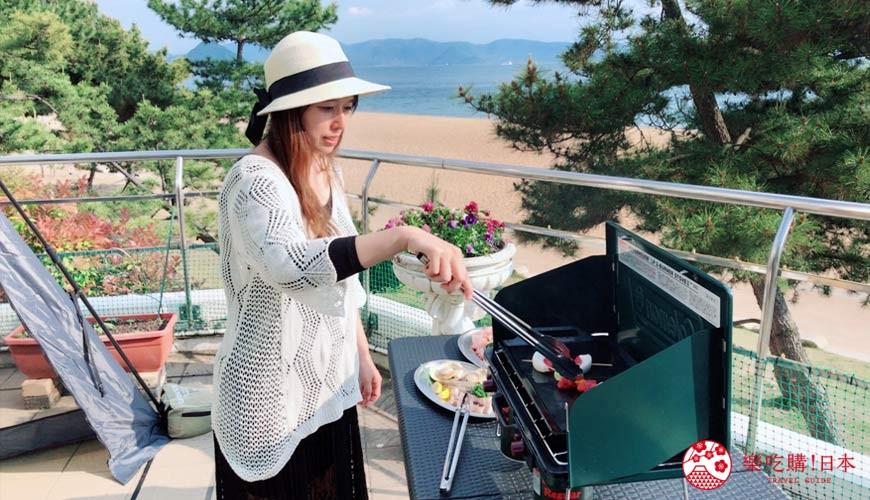 冈山旅游饭店亲子住宿推荐「濑户内钻石酒店」享受烤肉夏日限定BBQ