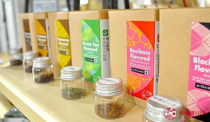 岡山伴手禮雜貨推薦必逛「HAREMACHI 特區 365」的茶葉茶包伴手禮商品
