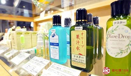岡山伴手禮雜貨推薦必逛「HAREMACHI 特區 365」的販售的橄欖油