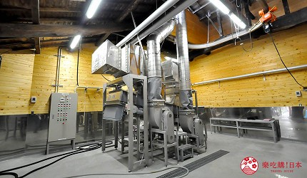 岛根鸟取自由行必吃美食推荐吉田造酒日本酒「月山」工厂见学