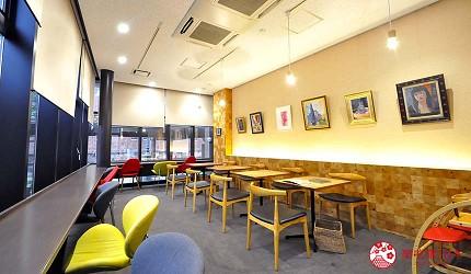 島根鳥取自由行必吃美食推薦三明治與芭菲店家「Fruit Cafeハタノ」