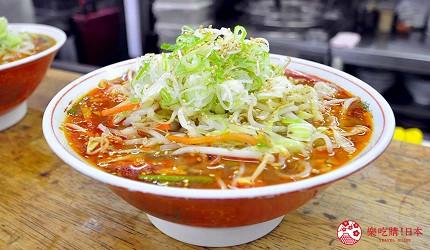 島根鳥取自由行必吃美食推薦拉麵專門店「天心」的味噌拉麵