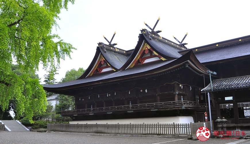 冈山人气吉备景点推荐「吉备津神社」