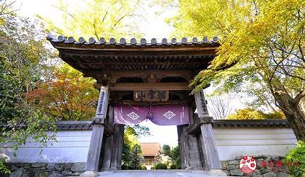 日本山阳山阴「山口市」的龙福寺