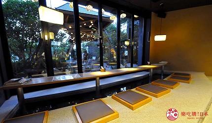日本山阳山阴「山口市」的温泉咖啡厅「白狐的足迹」
