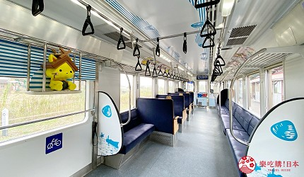 島根線鐵道輕旅行:搭乘「一畑電車」暢玩松江~出雲,一日遊行程推薦-7000系列