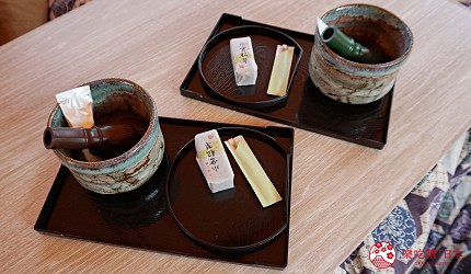 岛根铁道旅行1日游行程推荐推介可以去到出云大社、松江城、堀川热们景点的一畑电车可前往的的松江堀川游览观光船上可以吃喝的抹茶跟和菓子