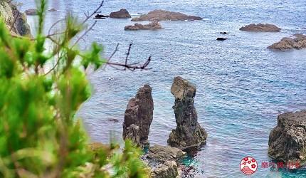 山口县必访景点推荐青海岛观光汽船