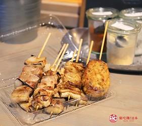 山口县必访景点推荐长门伴手礼土产休息站仙崎厨房烤鸡串