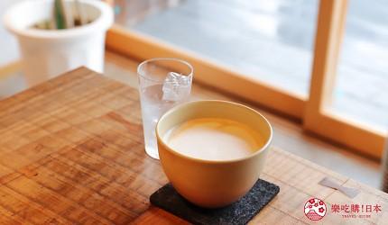山口县必访景点推荐长门汤本温泉咖啡厅pottery