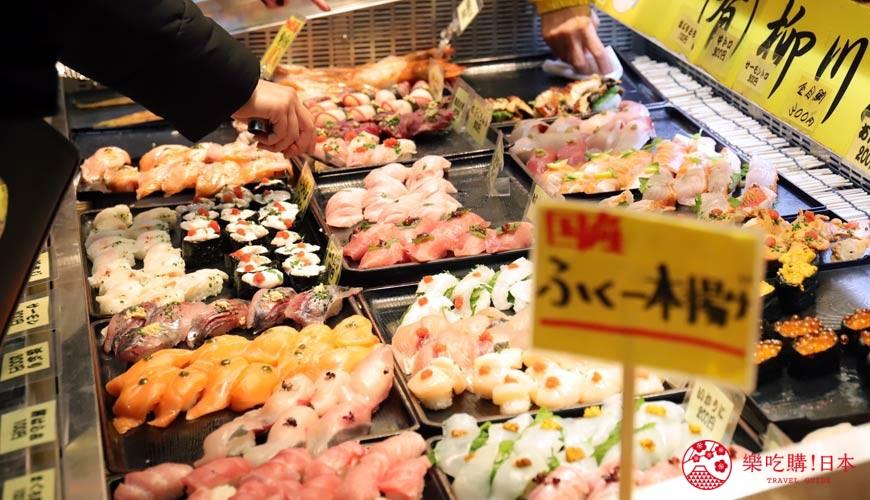 山口县必访景点推荐下关唐户市场活跳跳马关街海鲜寿司河豚